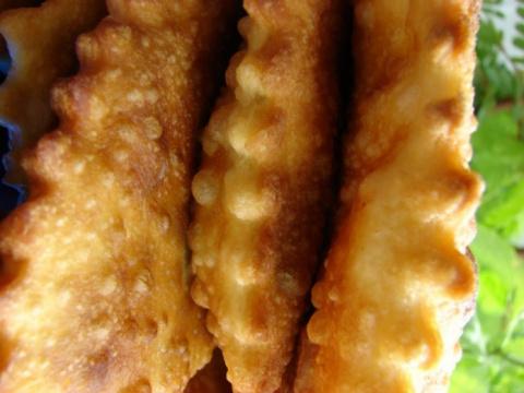 Чебуреки & Закусочные пирожки Рецепт