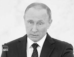 Путин: Аллах решил наказать правящую клику в Турции