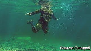 как не утонуть в забродных сапогах