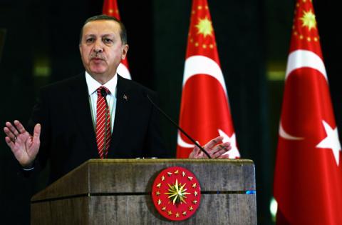 Эрдоган заявил, что Турция н…