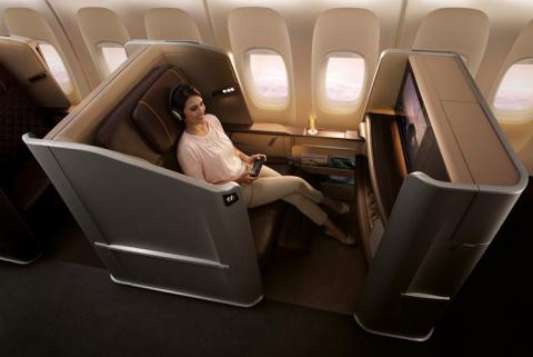 То, как некоторые люди летают, многим даже не снится! Самые роскошные самолеты мира