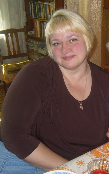 Жанна Бахарева