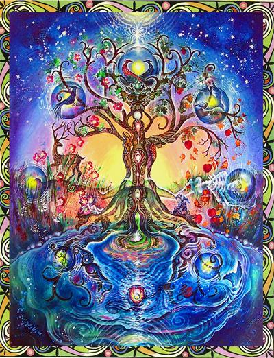 Tree of life (Древо жизни)