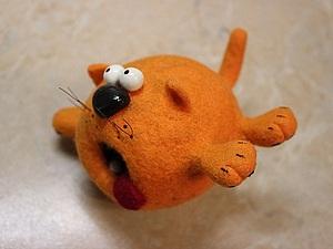 Валяем рыжего кота!