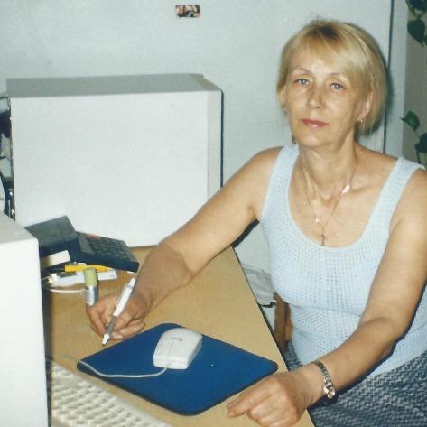 Nina Vinogradova