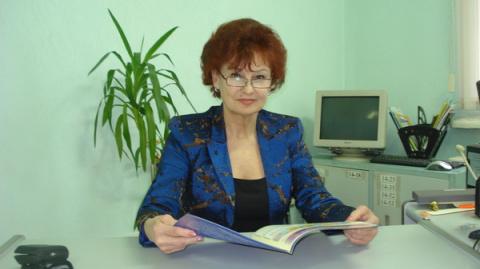 Людмила Малькова (личноефото)
