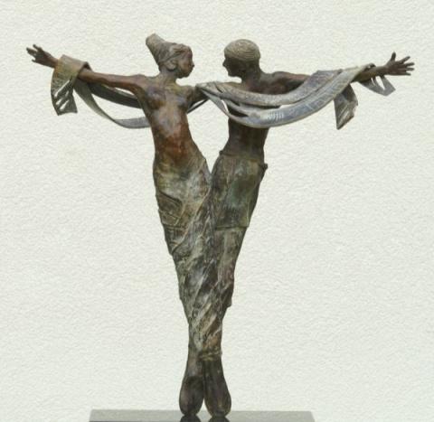 Скульптор Rieke Van Der Stoep