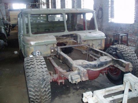 Самодельный Hummer H1 на базе ГАЗ-66. Из этого корыта он сделал реальный Хаммер. Результат вас удивит!