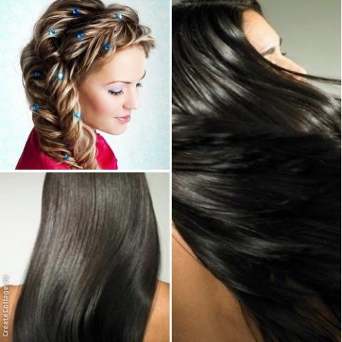 Магия длинных волос (уход и укладка)
