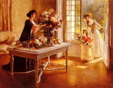 Альберт Линч (исп. Albert Lynch; 1851, Трухильо — 1912, Париж) — перуанский художник и иллюстратор ирландского происхождения, активно работавший во Франции и Бельгии. Известен также как А. Линс и Альберто Линч