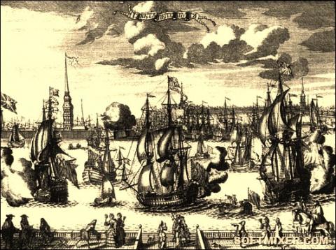 Почему Петр I сделал Санкт-Петербург столицей России