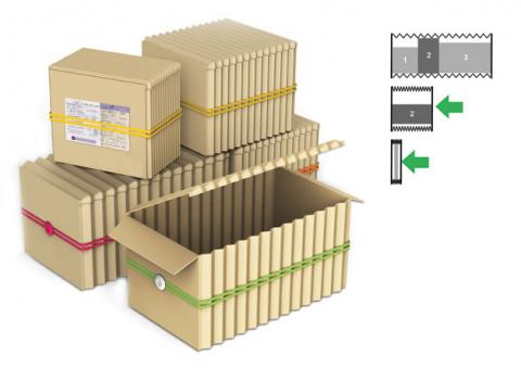 Такие одинаковые коробки для таких разных грузов