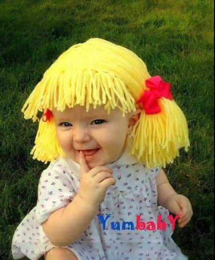 ВЯЖЕМ... шапку-парик