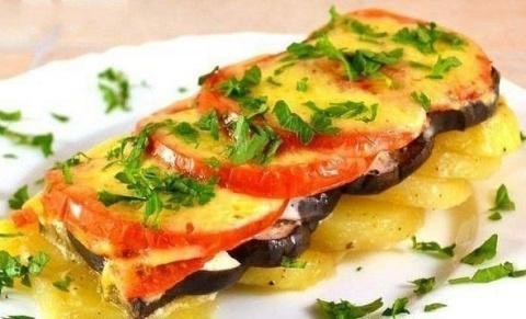 Нежное и ароматное блюдо из …