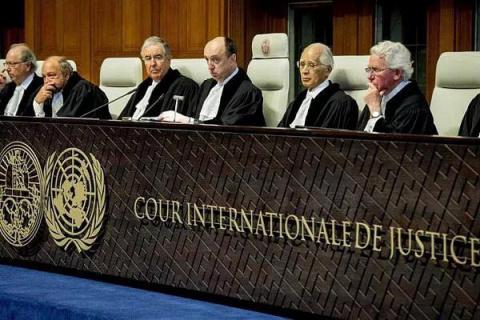 Украина подала в трибунал Га…