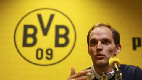 Томас Тухель официально представлен в качестве главного тренера дортмундской «Боруссии»