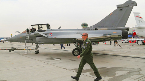 Индия мухлюет с самолетами