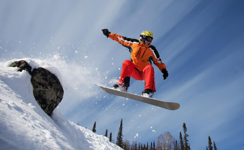 Снежные виды спорта, которые…