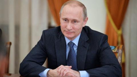 Опрос: деятельность Путина на посту президента одобряют 86% россиян