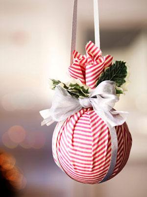 САМОДЕЛКИ.  Идеи новогодних украшений
