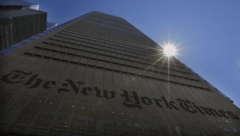 Газета New York Times выпустила разгромный материал о властях Украины