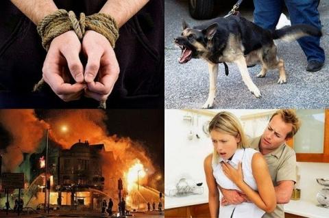 Правила поведения в опасных …