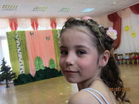 Ирина Афанасьева (личноефото)
