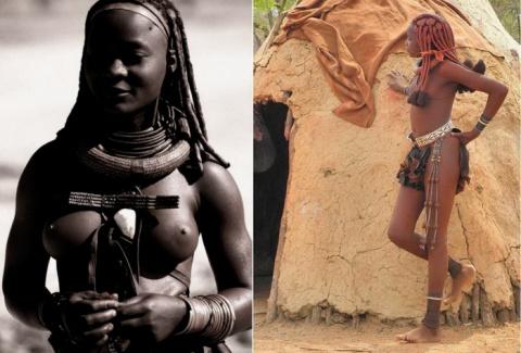 Экзотика по-африкански: топл…