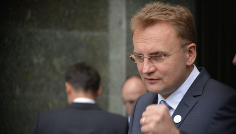 Скандал на Украине: Мэр Льво…
