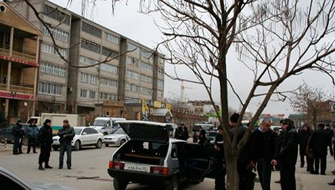 В Дагестане ликвидировали бо…