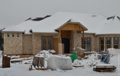 Как строят дома в центральны…