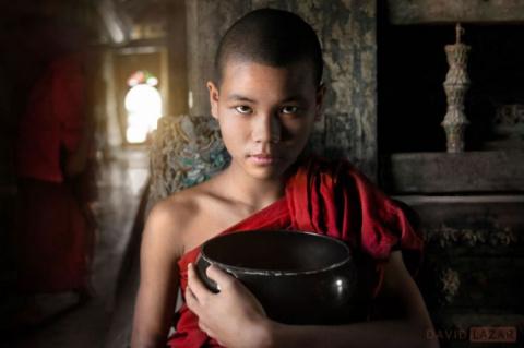 Невероятная красота Мьянмы н…