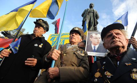 """Норвежское СМИ: """"Украина на пути к явному фашизму?"""""""