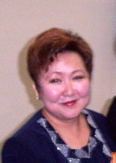 Гаухар Бишимбаева
