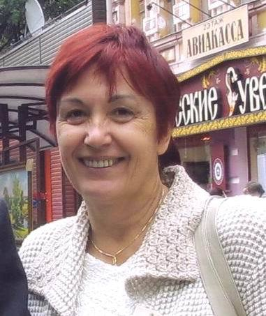 Татьяна Подольская (Манасян)
