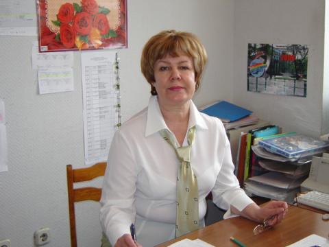 Лидия Бычкова