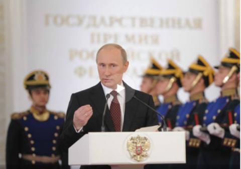 Путин: сплоченность россиян позволит преодолеть любые трудности
