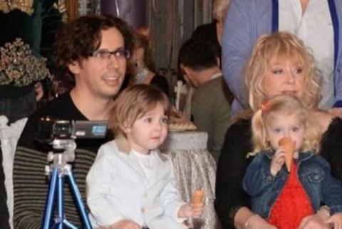 Максим Галкин всем доказал, что сын похож на него