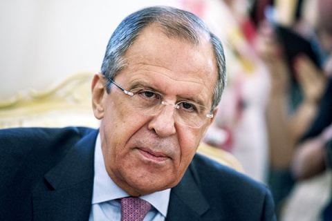 Русский мир на пути консолидации. Сергей Лавров