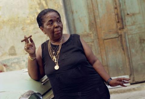 Сезария Эвора: «Besame Mucho…