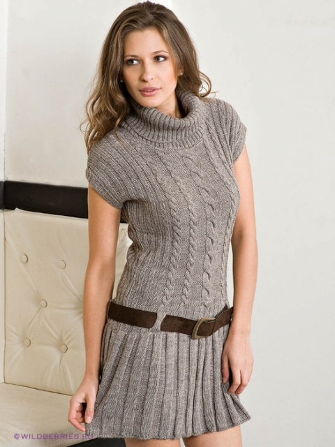 Кокетливое платье Be Style!