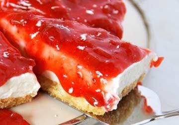 Чизкейк без выпечки рецепт с ягодами