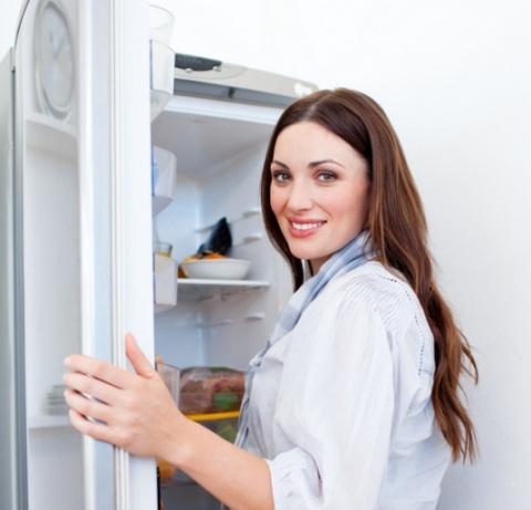 Страшная история про неразмороженный холодильник