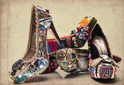Обувь декор. Идеи для вдохновения!