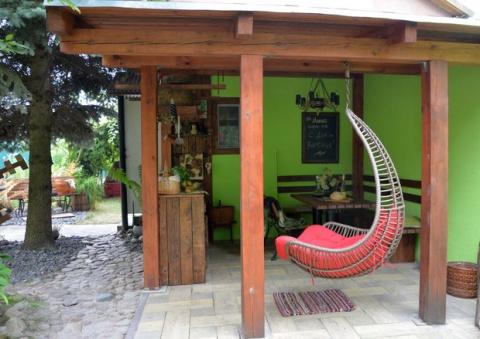 Дача для творчества и отдыха