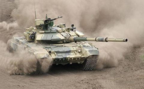 В Перу желают закупить русские Т-90С