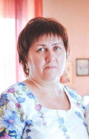 Ирина Любенкова (Апасова)
