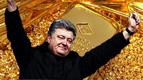 «Голодный крокодил» Порошенко и «щупальца Кремля»