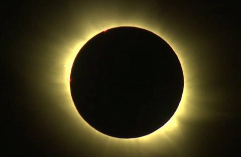 Скоро! Солнечное затмение 9 …