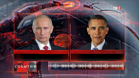 Путин в разговоре с Обамой: российских войск на Украине нет